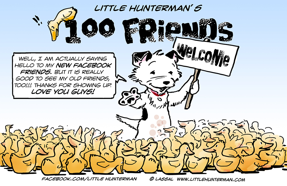 Cartoons 2013-12-28, welcoming new and old friends