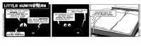 Little Hunterman Daily Cartoons 2014-03-07, stealth mode