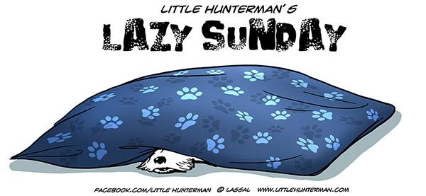 Lazy (Almost Forgotten) Sunday!