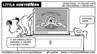 Little Hunterman – TV Cats