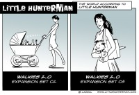 Little Hunterman – Expansion Set 2+3