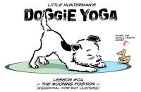 Little Hunterman-doggie yoga 02