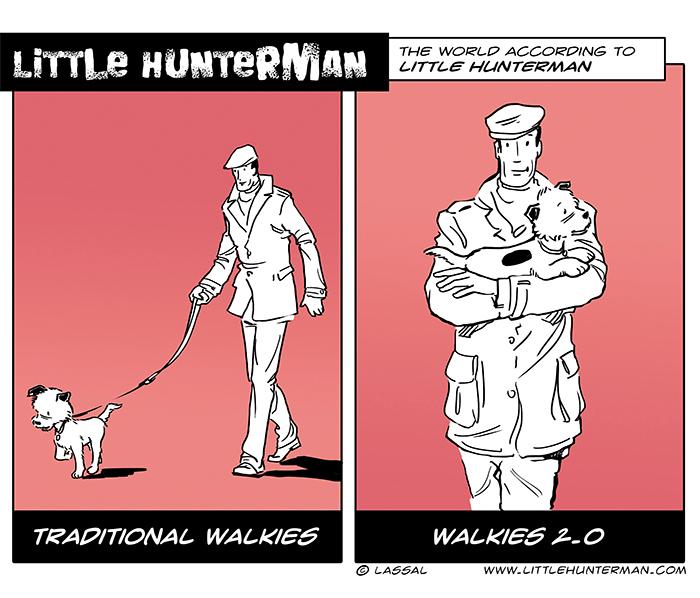 Walkies 2.0