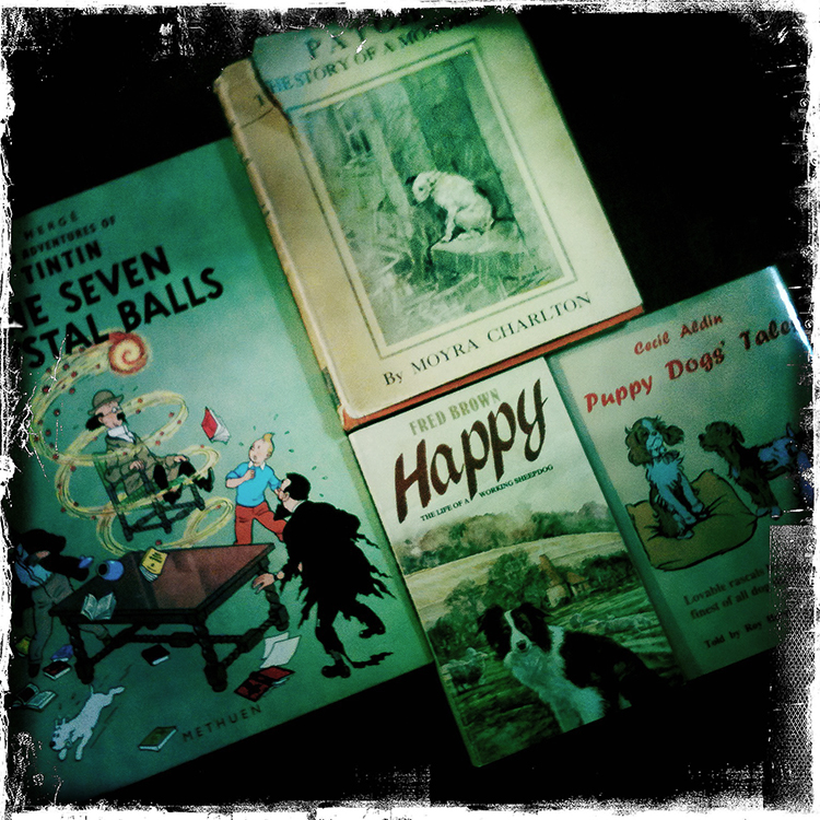 Time Off – New Old Doggie Books