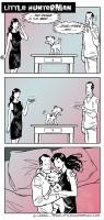 Little Hunterman - Dog Free Bed
