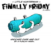 Little Hunterman - Knocked Out