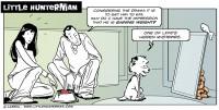 Little Hunterman - Weight Mystery