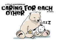 Little Hunterman - Charitable Illustration