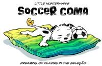 Little Hunterman – Soccer Coma