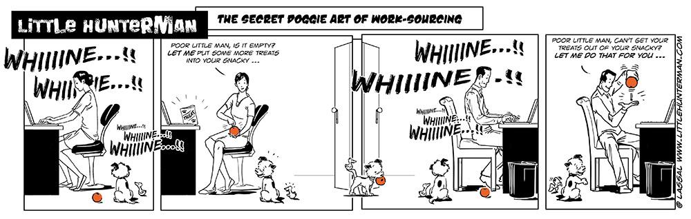Cool doggie Strategies!!!