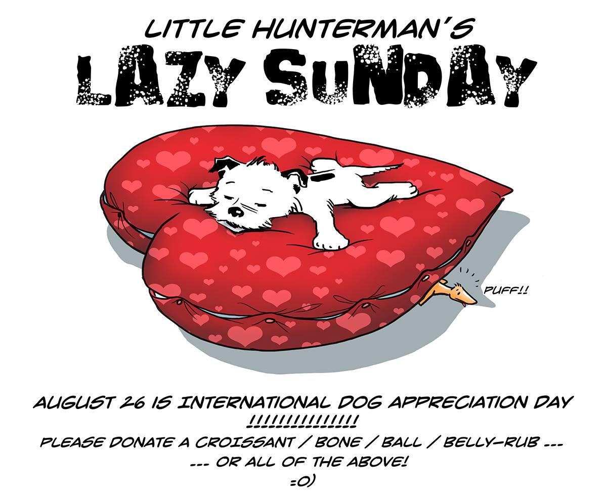 International Doggie Appreciation Day