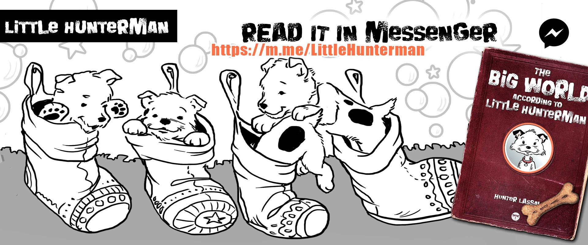 The Big World According to Little Hunterman / DONE!!!