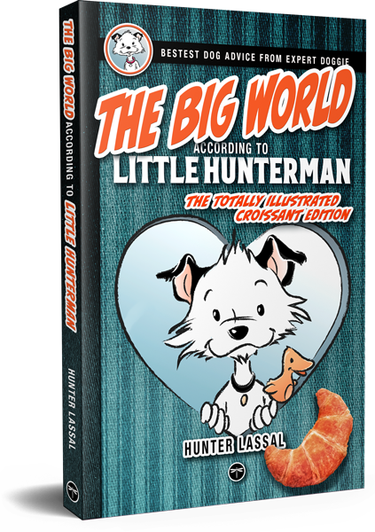 The Big World According to Little Hunterman Paperbacl