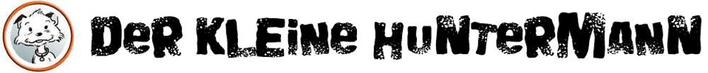 Der kleine Hunterman - Logo